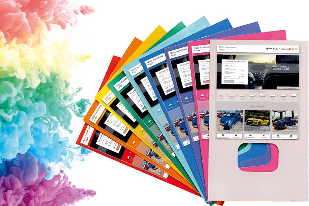 Individualisierung der Autohändler-Webseiten auf dein-autokauf.de